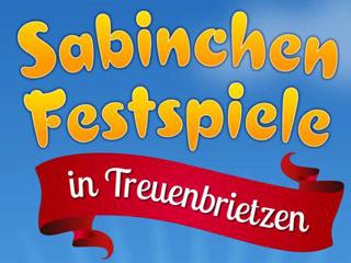 Sabinchen Festspiele Treuenbrietzen