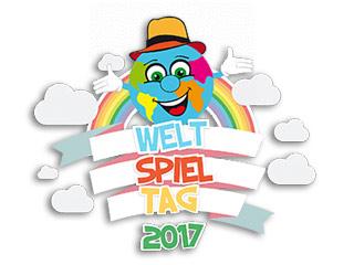 WeltSpielTag auf dem Alexanderplatz Berlin