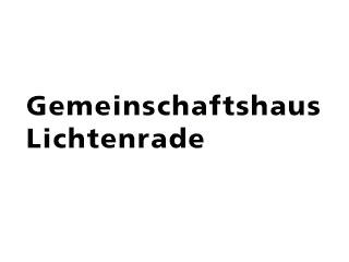 Tempelhof: Gemeinschaftshaus Lichtenrade